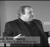 Dr Mark Rittenberg Lecture