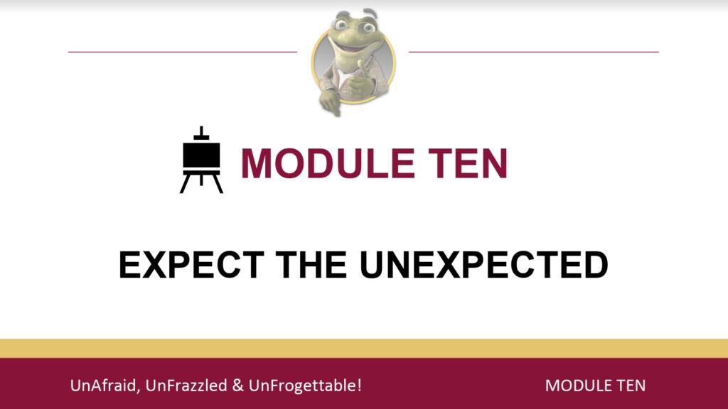 Module Ten