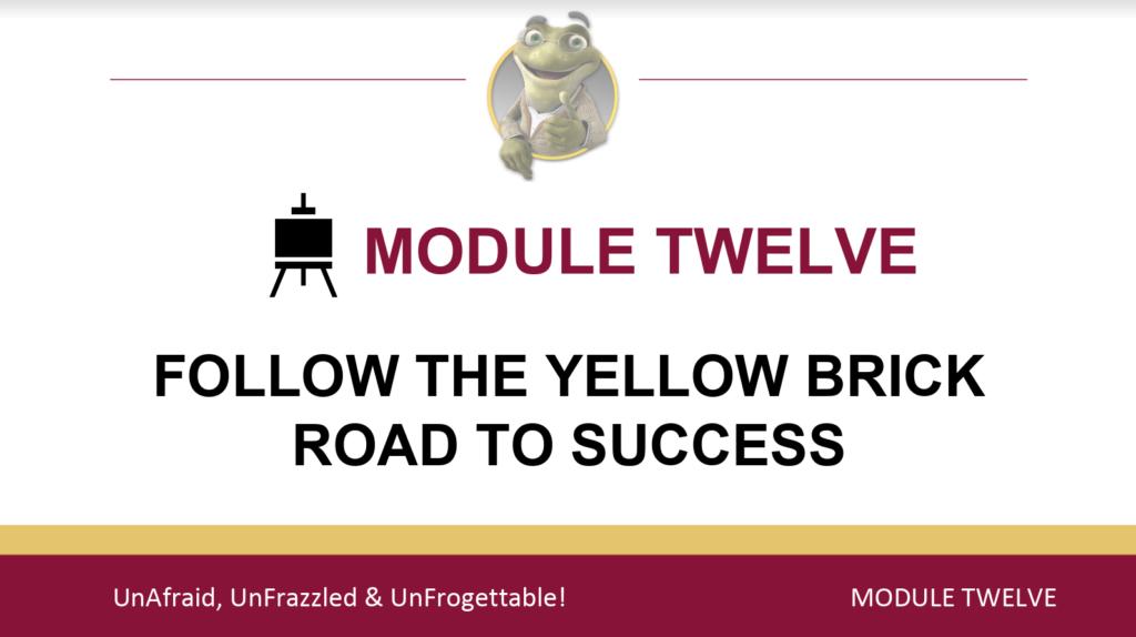 Module Twelve