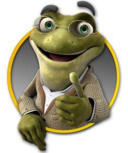 Freddie Frog