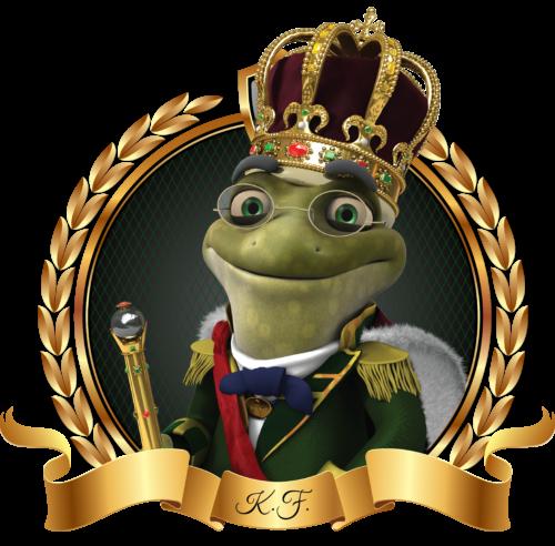 King Frogerick