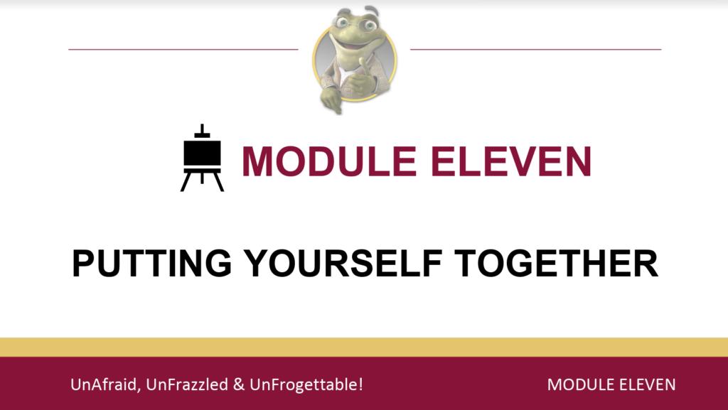 Module Eleven